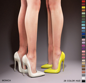 $$ DOLLAR SHOES MONICA STILETTOS/Maitreya,Slink,Belleza,TMP