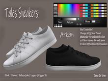 .::Arkan::. Tales Sneakers + Fitmesh