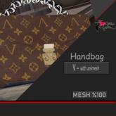 V bag - handbag  Gift