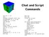 Chat commands