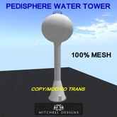 MD Pedisphere Water Tower