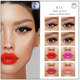 poema - Dia Make-up Pack (wear to unpack)