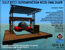 1003 MKII Sub Rezzer Dock [NON ADULT]