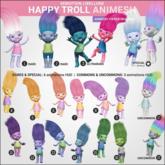 SEmotion Libellune Happy Troll Animesh #7 (Box)