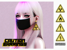 imbue. CAUTION earrings - buy all