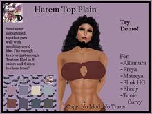 Harem Top Plain (ADD ME )