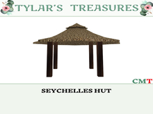 .:TT:.  SEYCHELLES HUT BOX