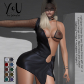 YoU by GeMyles Telder Fishnet and Heels
