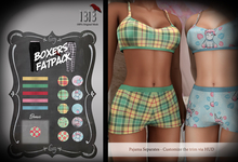 (*<*) 1313 Flannels Boxers - Fatpack #2