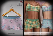 (*<*) 1313 Flannels Boxers - Unicorn 2