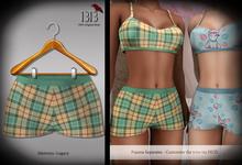 (*<*) 1313 Flannels Boxers - Plaid 3
