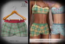(*<*) 1313 Flannels Boxers - Plaid 2