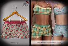 (*<*) 1313 Flannels Boxers - Floral 2