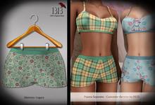 (*<*) 1313 Flannels Boxers - Floral 1