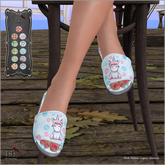 (*<*) 1313 Flannel Slippers - Fatpack #2
