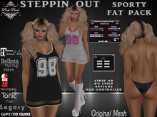 [PPD] Steppin Out Dress - Sporty Fat Pack