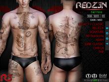 [ R3 ] Tattoo & Applier 16M. 1805 - 05