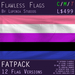 Genderfluid Pride Flag (Fatpack, 12 Versions)