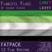 Aromantic Pride Flag (Fatpack, 12 Versions)
