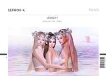[Sephoria] Serenity Pose