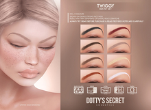 Dotty's Secret - Twiggy - Brow Set