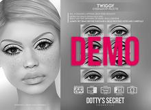 Dotty's Secret - Twiggy - Eyeshadow [DEMO]
