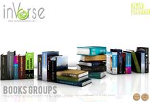 inVerse MESH -  Books Groups /pile  full permission