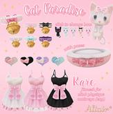 ALTAIR* cat collar .purple. box