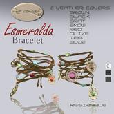 *La Forgia Jewels - Esmeralda Bracelet*