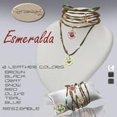 *La Forgia Jewels - Esmeralda Set*