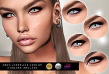 [Mistica Thespian Artworks] Underline eyeshadow BOX
