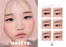 HASEYO. Kei liner / BOM Genus