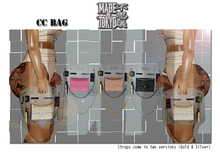 MIT- CC BAG (NUDE)