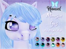 . Hanzel . - Moonsun Eyes [Magik Pony]
