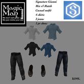 Signiture Gianni Mix & Match Outfits Box