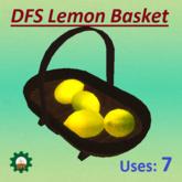 DFS Lemon Basket