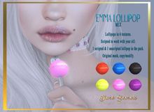 Dark Secrets - Emma Lollipop Mix