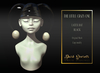 Dark Secrets - The Little Crazy One Hat - Black