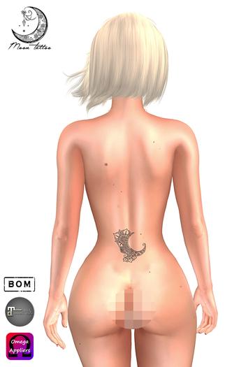 *Moon Tattoo* Moon Gift 4