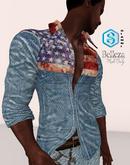 XK Proud To Be Denim Shirt