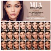 #10  [PUMEC]  -  MIA  - APRIL --- CATWA app.