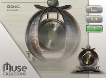 .::Muse Creations::. Gong