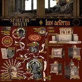 GACHA - + LUX AETERNA [Spiritus Sancti] Agnus Dei Spear