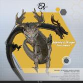 [Rezz Room] Box Japanese Dragon Dark Animesh (Companion)