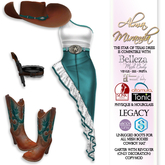 .: AlmaMiranda :. The Star Of Texas