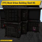 [FYI] Mesh Urban Building Shell H5