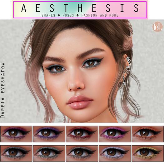 Dareia Eyeshadows (Lelutka Evolution) - PROMO