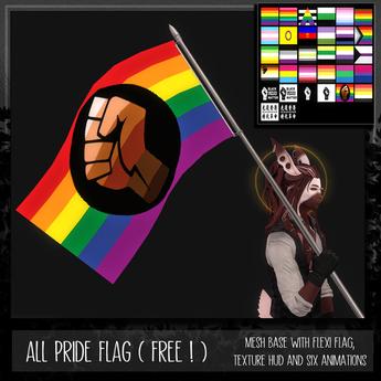[TJR] PRIDE FLAG
