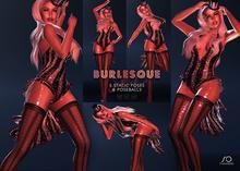 :studiOneiro: Burlesque set /poses/