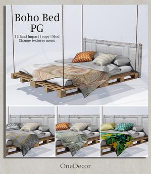 OneDecor_Boho Bed. PG_box